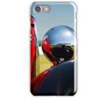 Vintage MG classic car iPhone Case/Skin