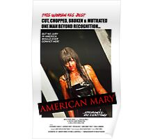 American Mary I Spit On Your Grave Style Poster Poster