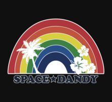 Space Dandy is a Dandy in Space by LittleSister