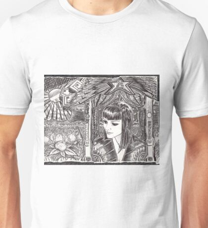 Lisa Unisex T-Shirt
