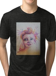 Lost in Thought Tri-blend T-Shirt