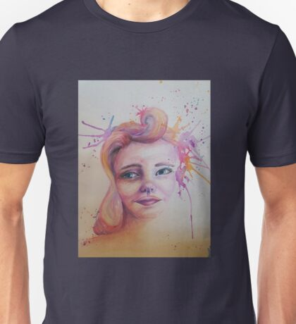 Lost in Thought Unisex T-Shirt