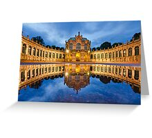 Dresden Reflections Greeting Card