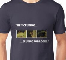 Clueing for looks - Sherlock Unisex T-Shirt