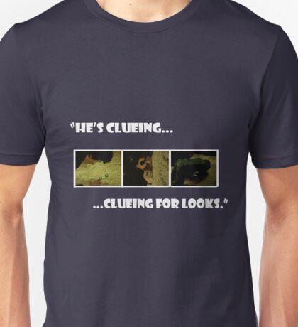 Clueing for looks - Sherlock Unisex T-Shirt