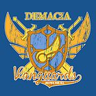 Demacia Vanguards by Sam Luu