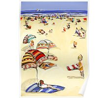 Summer break Poster