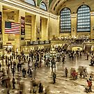 Grand Central Station by Tom Piorkowski