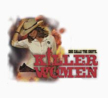 Killer Women - Molly Parker by Duha Abdel.