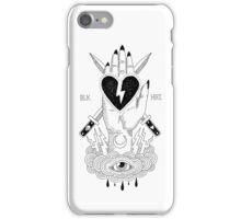 "BLKHRT: ""Heart in Hand"" iPhone Case iPhone Case/Skin"