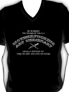 Art Mercenary T-Shirt