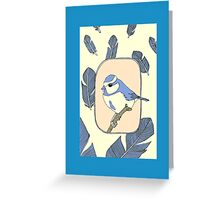 penguins are COOL phone case/ cards Greeting Card