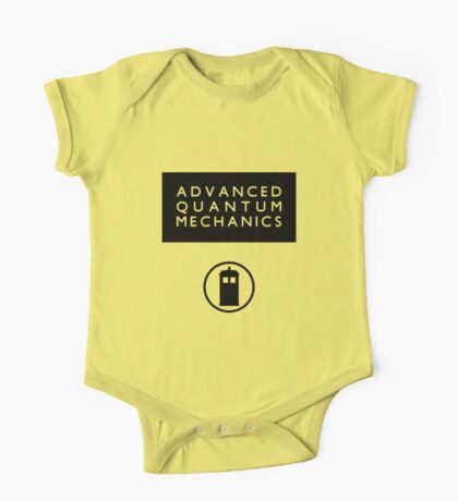 Advanced Quantum Mechanics One Piece - Short Sleeve