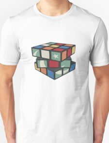 Pakistan Flag box T-Shirt