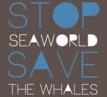 Stop Seaworld by jenniferlothian