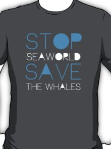 Stop Seaworld T-Shirt