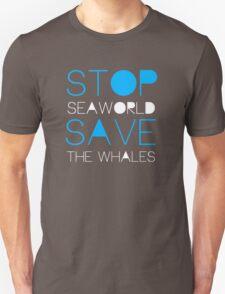 Stop Seaworld T-Shirt