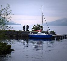 Looking for Nessie by triciamary