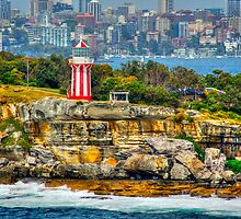 Behind the Lens ~ Australian Lighthouse by skphotos