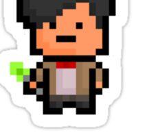 What? Raggedy Man is regenerating! Sticker