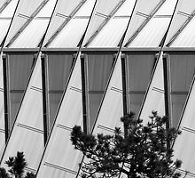 Air Force Academy Cadet Chapel (Exterior 3) by WestbrookArts