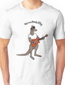 Roo-ckabilly Unisex T-Shirt