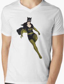 That Girl Mens V-Neck T-Shirt