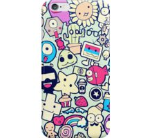 Doodle case :D iPhone Case/Skin