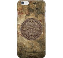Mayan Calendar iPhone Case/Skin