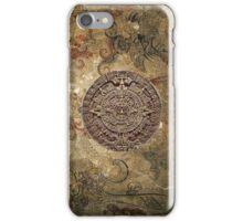 Mayan Calendar iPhone Case/Skin