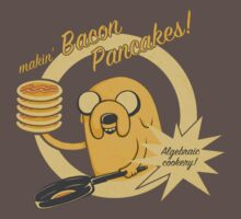 Bacon Pancakes by GeForce10