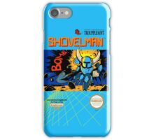 Shovelman iPhone Case/Skin