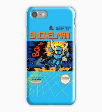 Shovelman iPhone Case/Skin