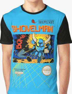 Shovelman Graphic T-Shirt