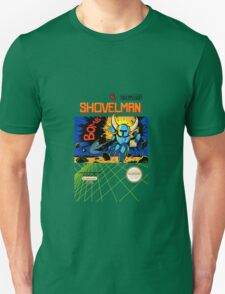 Shovelman Unisex T-Shirt