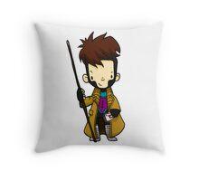 GAMBIT XMEN Throw Pillow