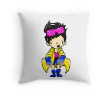 JUBILEE XMEN Throw Pillow