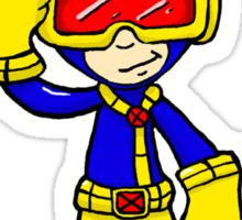 CYCLOPS XMEN Sticker