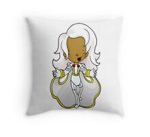 STORM XMEN Throw Pillow