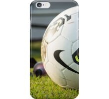Soccer Practice iPhone Case/Skin