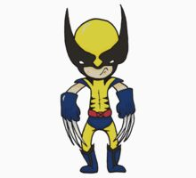 WOLVERINE XMEN Kids Clothes