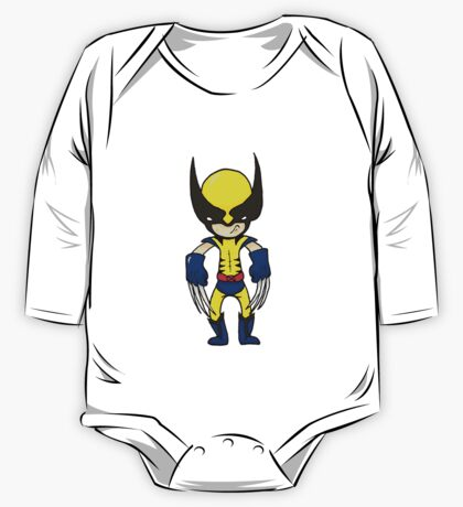 WOLVERINE CLAWS One Piece - Long Sleeve
