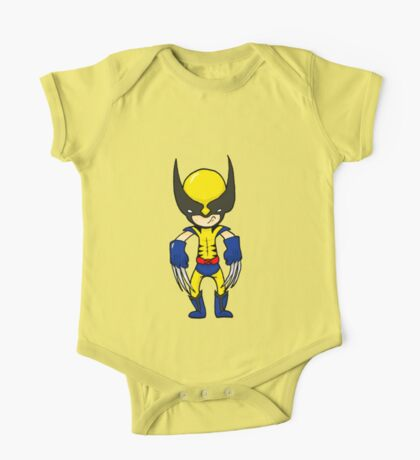 WOLVERINE CLAWS One Piece - Short Sleeve