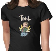 Trickster Womens Fitted T-Shirt