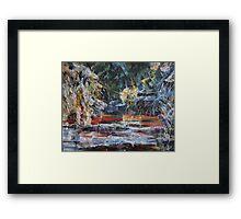 Spring Impression Framed Print