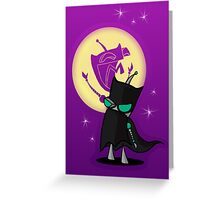 Bat-Gir Greeting Card