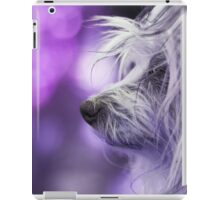 Dog Portrait - Dharma iPad Case/Skin
