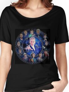 Doctor who (all 13 doctors) Women's Relaxed Fit T-Shirt