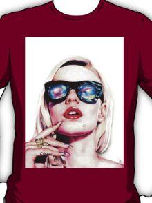 Iggy Azalea Portrait T-Shirt