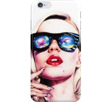 Iggy Azalea Portrait iPhone Case/Skin